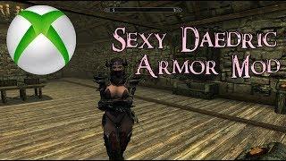 Skyrim SE - Sexy Daedric Remodeled Armor Hidden in WIP (DOWN)