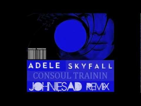 ADELE   SKYFALL   Consoul trainin   JOHNIESAD REMIX - deep, progressive house