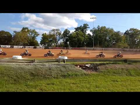 American Flat Track, Williams Grove Speedway, September 12, 2017