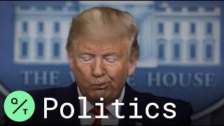 'The Hoax Is on Them:' Trump Blames Democrats for Politicizing Coronavirus