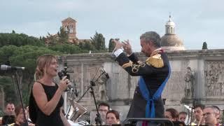 Concerto della Banda musicale al Parco archeologico del Colosseo