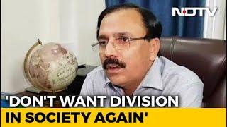 """""""2 Reasons We Didn't Seek Review"""": Top Muslim Leader On Ayodhya Verdict"""