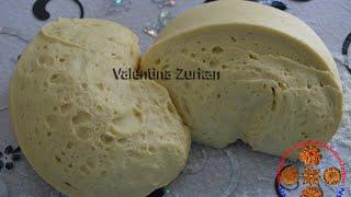 Шикарное дрожжевое тесто на кефире. Hefeteig mit Kefir