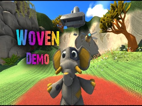 CUTEST GAME EVER! | Demo | Woven