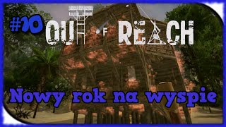 Zagrajmy w Out of Reach :Nowy rok na wyspie !! Gameplay PL #10