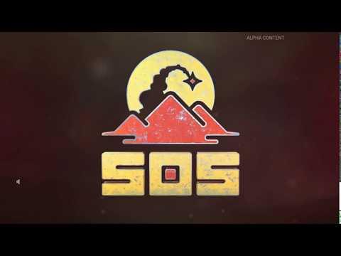 SOS alpha version, killed by a king Hupia