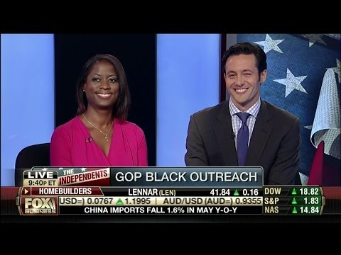 GOP Black Outreach for 2014 Midterms Analyzed by Deneen Borelli
