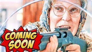 Бабушка легкого поведения 2. Престарелые Мстители (2019) - Трейлер - Coming Soon