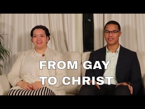 From Gay to Christ