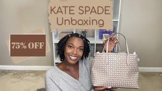 Kate Spade Unboxing | Shopping Surprise Sale | Naomi Onlae