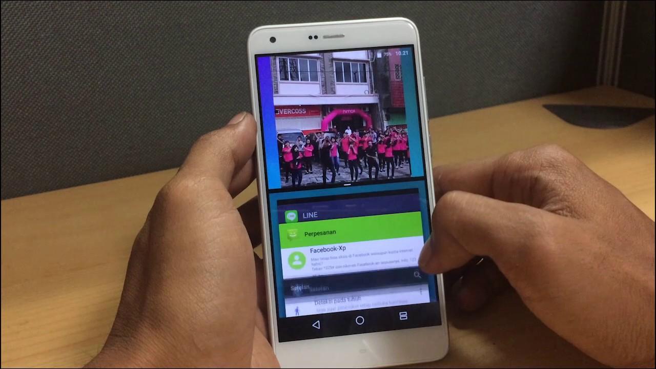 Tutorial Multi Window Mode Di Himax H1 Plus Youtube Baterai Pure 3s