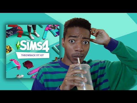 Throwback Fit Kit... why // The Sims 4 |