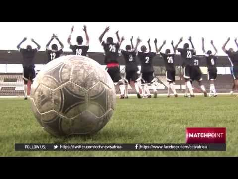 Congo's football academy
