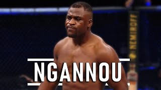 Francis Ngannou's last 4 fights in 2 minutes