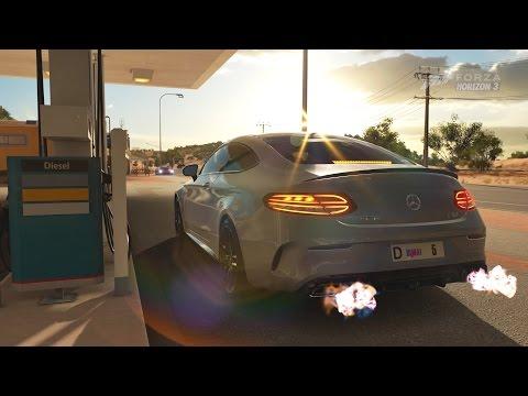 Forza Horizon 3 Mercedes-AMG C63 S COUPÉ Gameplay HD 1080p