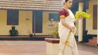 Ponvaanam panneer thoovuthu inneram |whatsapp status | cover version 😍