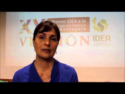 Somos referente cultural con Premio IDEA a la Investigación Histórica de Antioquia