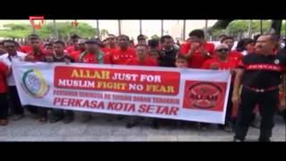 Pengadilan Malaysia Larang Orang Kristen Pakai Kata Allah