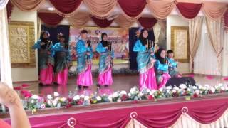 Tarian Tradisional Peringkat Negeri Kedah 2015