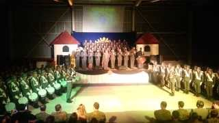 2° TATOO Banda de Guerra Escuela de Suboficiales 2013