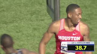2019 American Athletic Conference Outdoor Track & Field Day Three Highlights