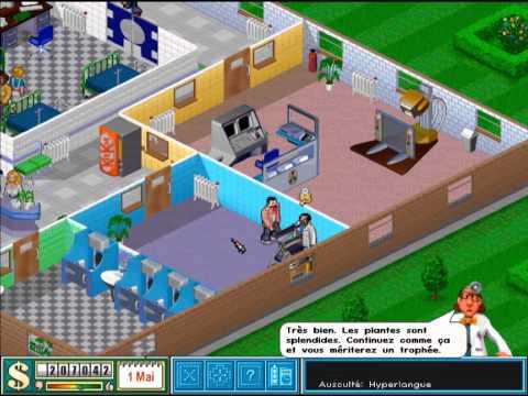 [Test] Theme Hospital (PC)