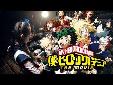 【My Hero Academia the Movie】Masaki Sugata - Long Hope Philia/ season 3 Ending 2 full Drum Cover