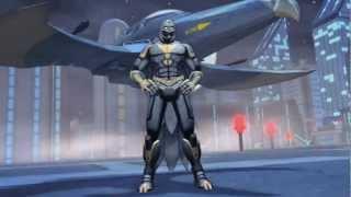 Champions Online: Nighthawk im Rampenlicht