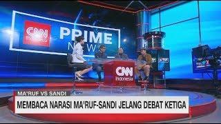 Pengamat: Debat Ma'ruf dan Sandi Sangat Ditunggu Publik