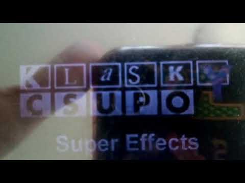 Klasky Csupo 1998 Super Effects 2