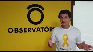 Cesar Urnhani apoia o Movimento Maio Amarelo