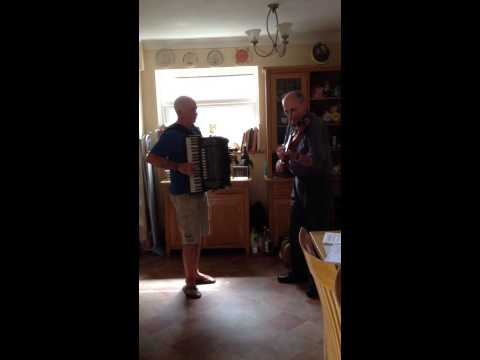The Bucks of Oranmore - John Lawlor and Chris Devlin