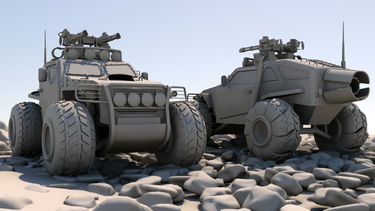 The Tomorrow Of Advanced Military Vehicles Youtube