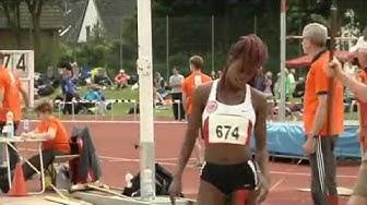 Leichtathletik: 15. FHDW Springermeeting in Hannover Garbsen