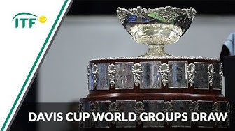Davis Cup World Groups Draw Replay! | ITF