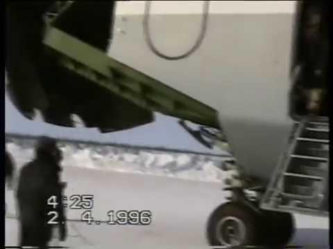 Самолет-гигант в якутской тундре. Часть 1..mpg