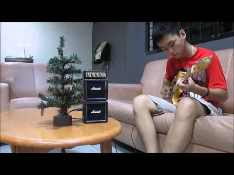 Bobby Helms - Jingle Bell Rock (Guitar Cover)