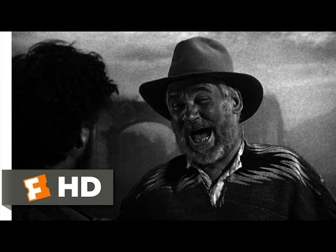 The Treasure of the Sierra Madre (10/10) Movie CLIP - A Great Joke (1948) HD