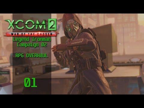 Gatecrasher – Part 01 – S2 Modded XCOM 2 WOTC Legend (RPG Overhaul )