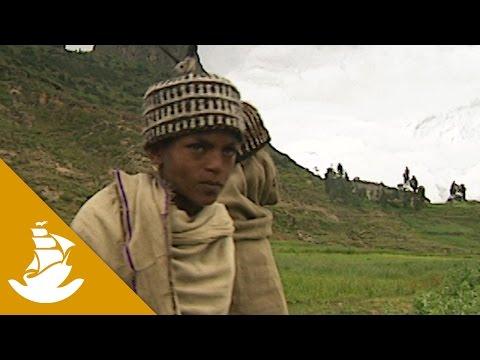 The underground, hidden temples of Ethiopia