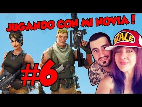 💀 ¡GANANDO CON MI NOVIA #6! 💀 ~ FORTNITE
