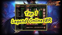 Quinho: Top 1 Legend Online Brasil - Acc da Galera #08
