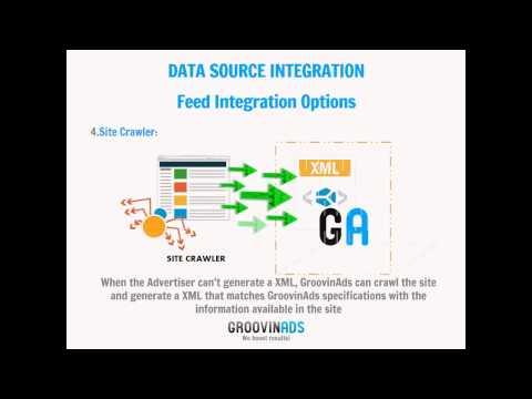 GroovinAds - Data Source Integration