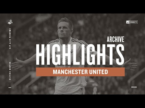 Manchester United V Swansea City   2014-15   Highlights