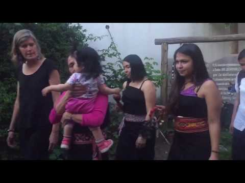 Mapuche Community Hosts U.S. Activists - Neuquén City, Neuquén, Argentina - 10.29.16