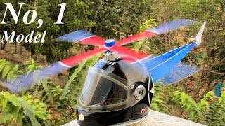 How to make a Helicopter - make your own helicopter