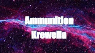 lyrics ammunition   krewella