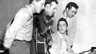 "The Real ""Million Dollar Quartet""."