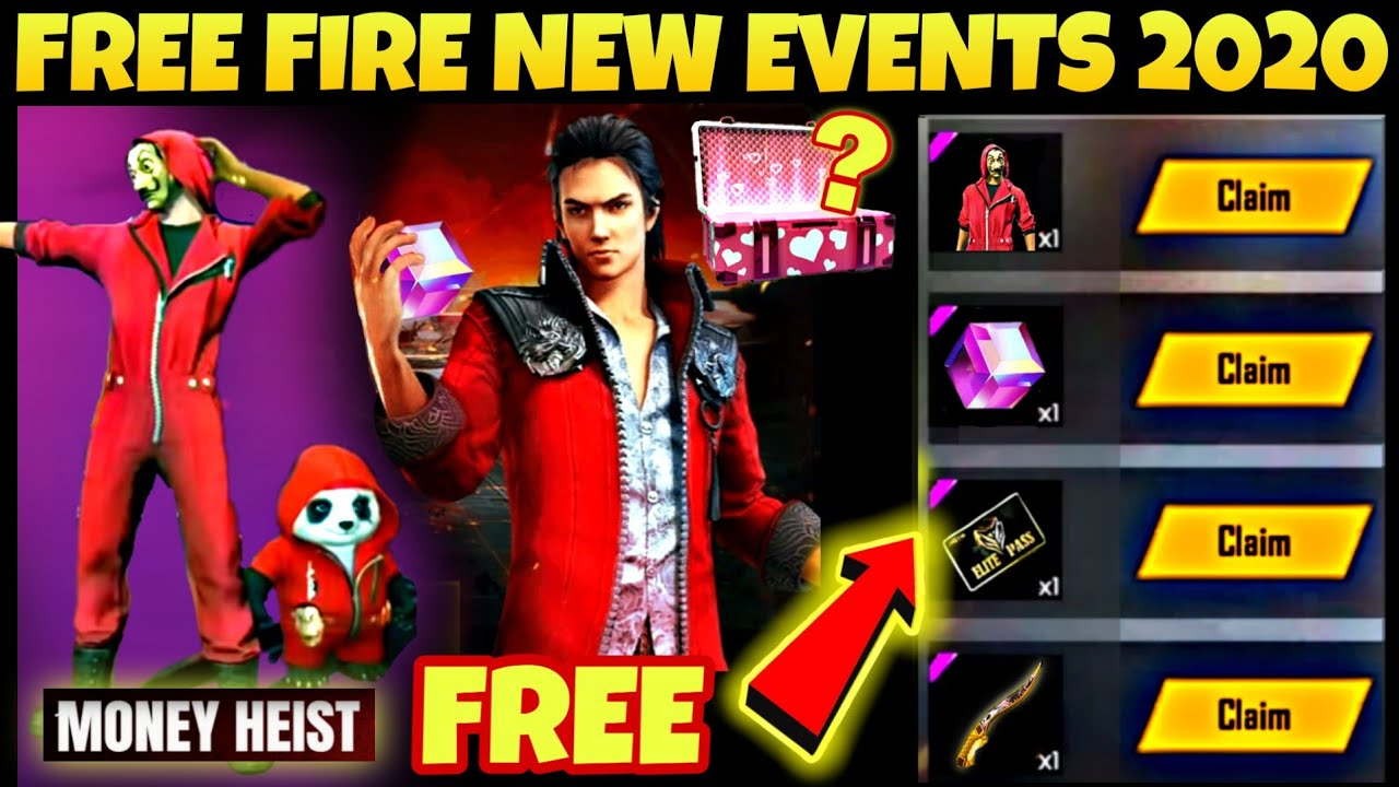 FREE FIRE NEW EVENT 2020 | FREE MAGIC CUBE EVENT | NEXT TOP UP EVENT IN FREE FIRE NEW UPDATE 2020