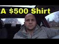 Why Do People Pay $500 For A Shirt-BUILD A BRAND